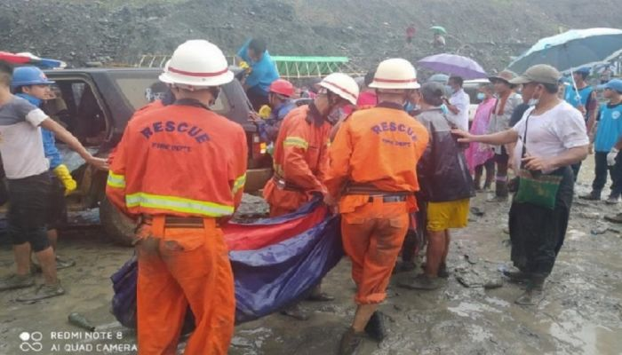 Myanmar Mine Collapse: Death Toll Rises to 162