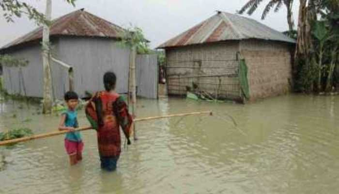 Flood Situation Mostly Stable in Brahmaputra Basin