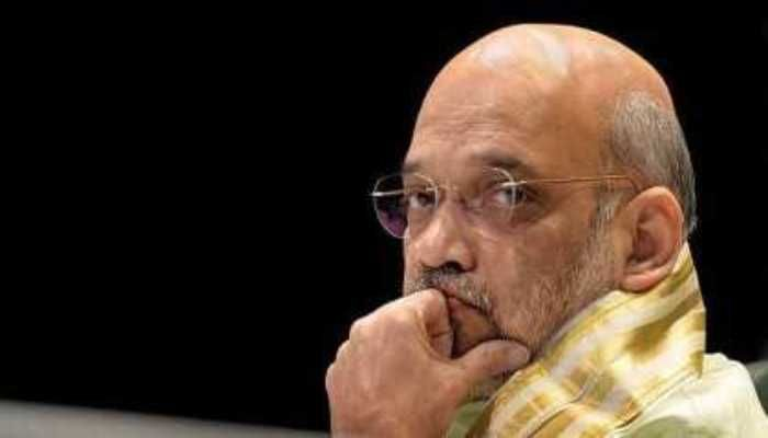 Amit Shah Tests COVID-19 Positive