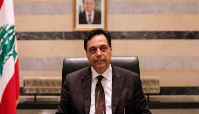 Lebanon's President Accepts Gov't Resignation