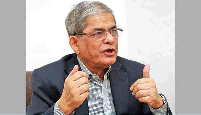 BNP Dismisses PM's Remarks on Khaleda