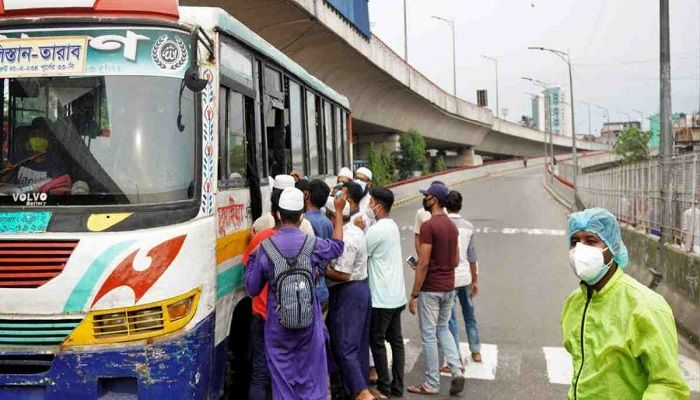 JKS Demands Withdrawal of Increased Bus Fares