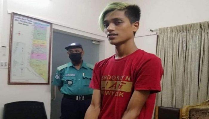 TikTok Sensation Opu Arrested for Assaulting Public