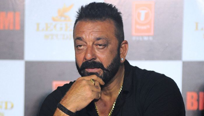 Sanjay Dutt Admitted to Hospital for Breathlessness