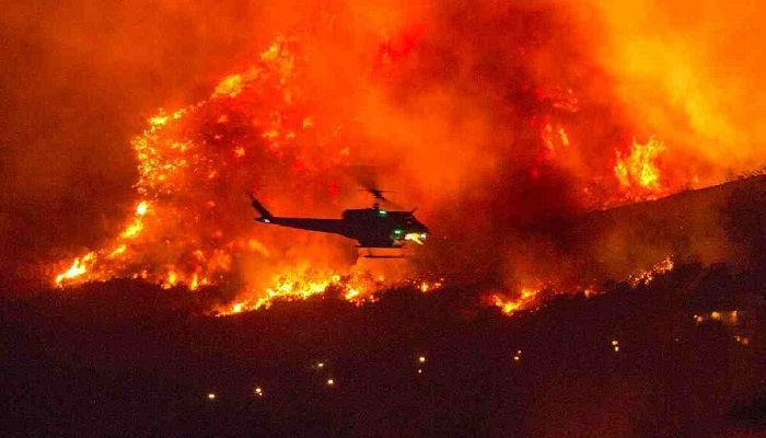 Northern California Wildfire Leaves 3 Dead
