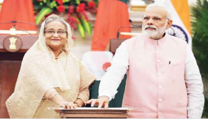 Hasina, Modi to Meet in December: FM