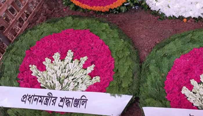 Mahbubey Alam Laid to Eternal Rest