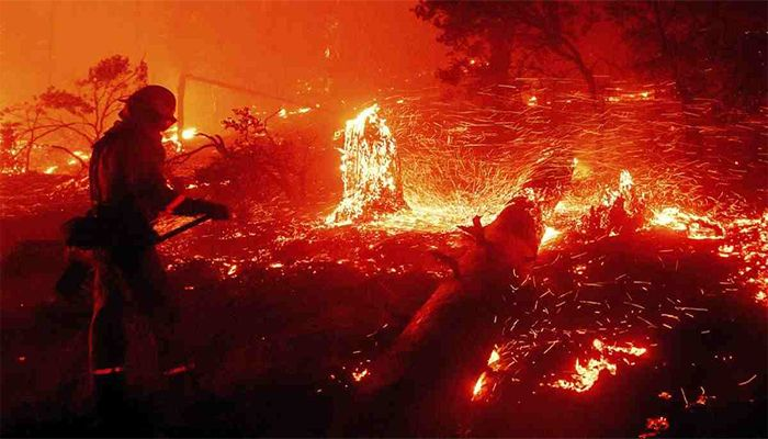 Remote Towns Evacuated As California Wildfire Grows