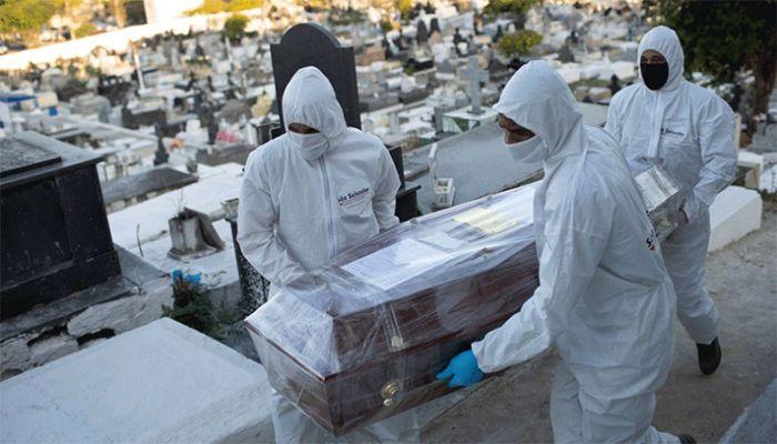 Global COVID-19 Death Toll Reaches 882,053
