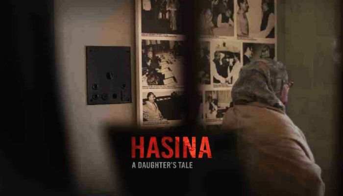 Hasina: A Daughter's Tale' to Be Aired on Television