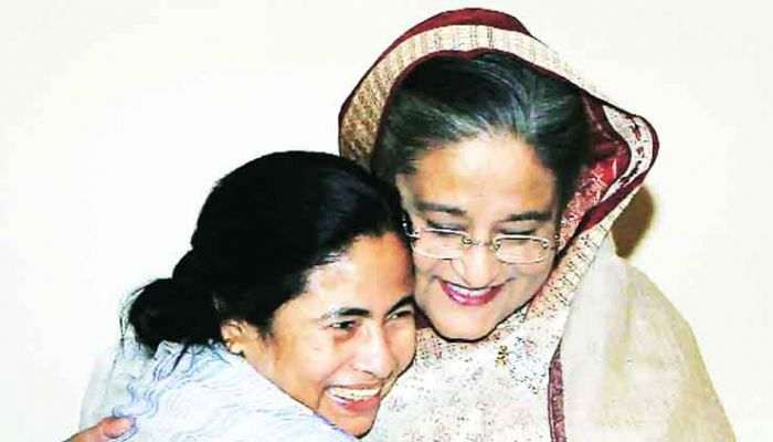 Mamata Greets Hasina on Birthday