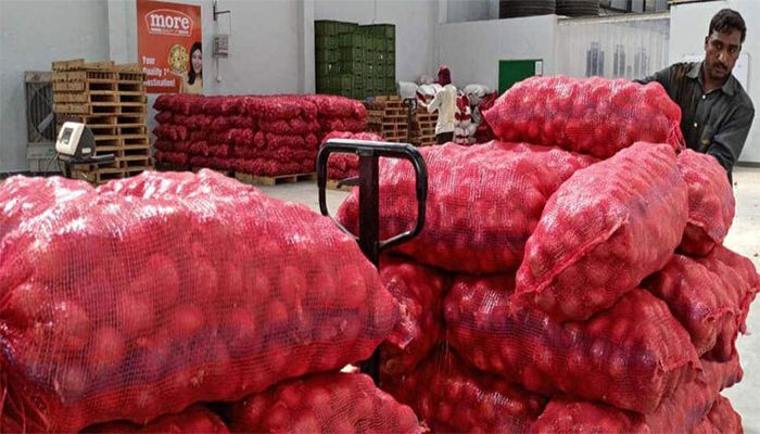India Allows Export of 25,000 Tonnes of Onions to Bangladesh