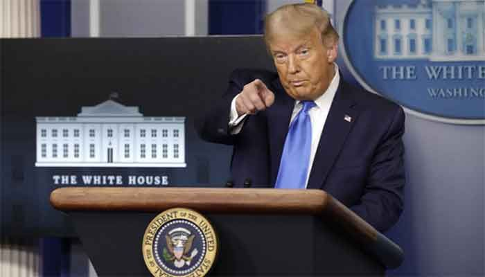 Trump Refuses to Promise Peaceful Transfer of Power If He Loses Vote