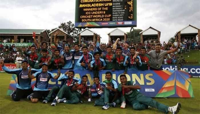 BCB Announces Under-19 Cricket Squad for Skill Camp
