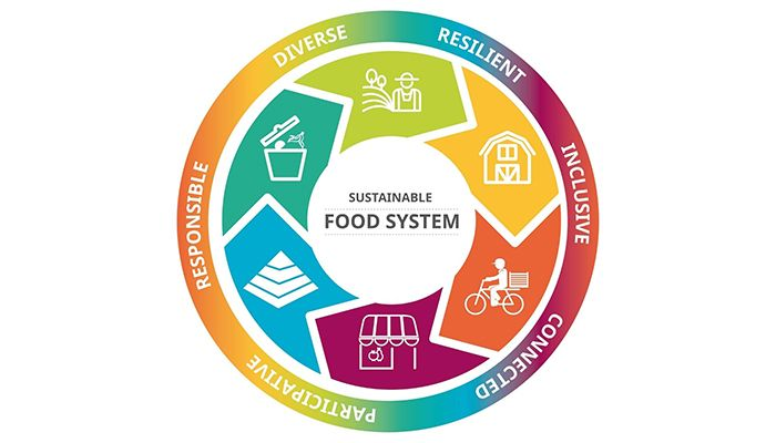 Towards Building a Resilient And Sustainable Food System: Challenges And Way Forward
