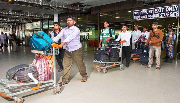 Over 2 Lakh Emigrants Return Home in Last 7-Month