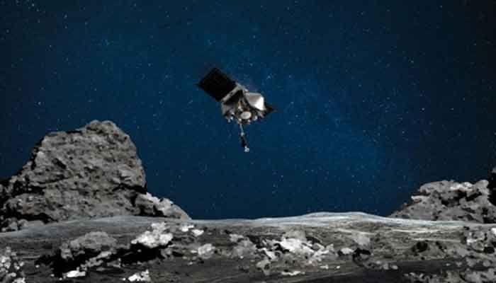 NASA Probe Osiris-Rex 'Boops' Asteroid Bennu in Historic Mission