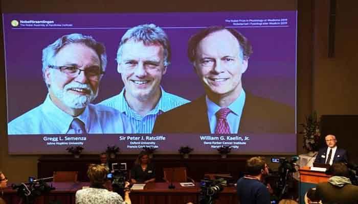 US-British Trio Win 2020 Nobel Medicine Prize