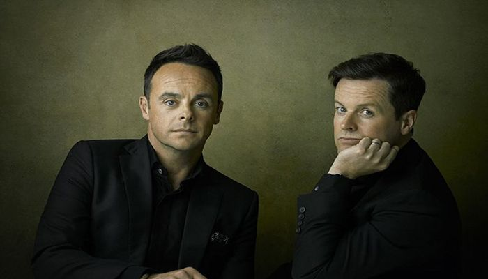 Ant and Dec. Photo: Rory Lewis