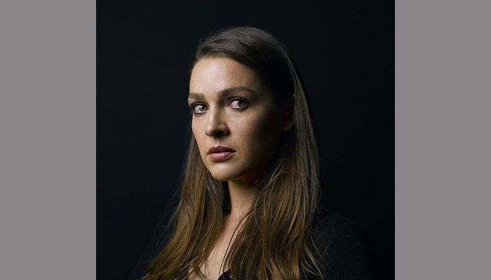 Hollyoaks actor Anna Passey. Photo: Rory Lewis