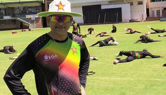 Zimbabwe Squad Arrives in Pakistan, without Indian Coach