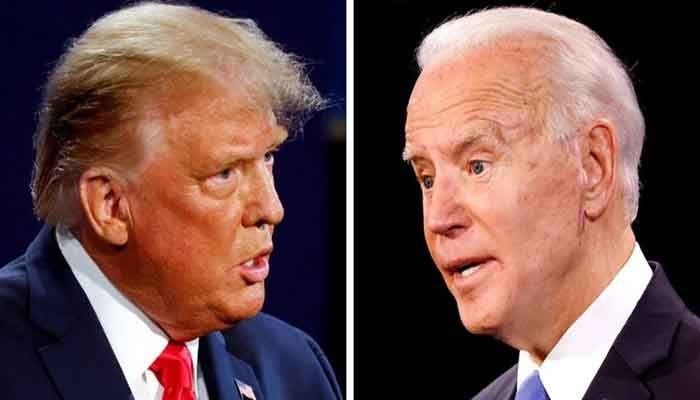 Trump, Biden Row over COVID, Climate, Racism