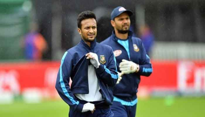Shakib, Mashrafee Set to Feature in Upcoming Domestic T20 Tournament