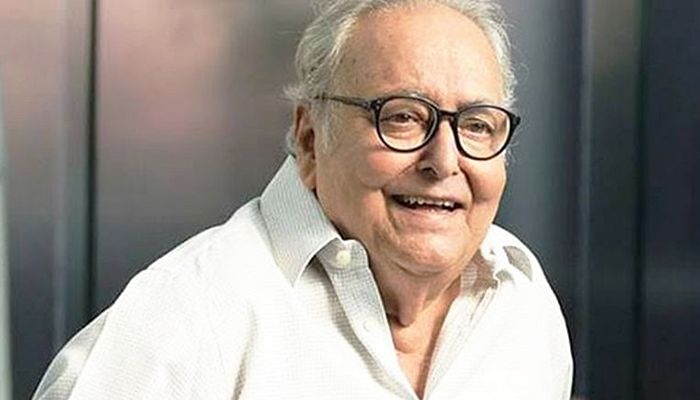 Soumitra Chatterjee's Condition Improves