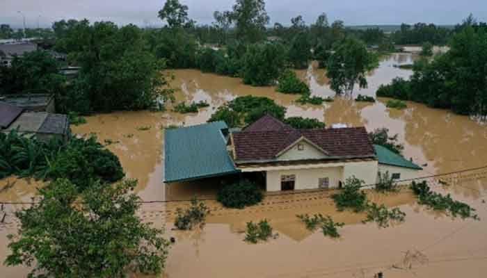 93 Dead, 30 Missing in Vietnam Floods, Landslides