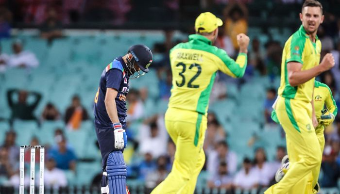 Smith Stars again As Australia Clinch India ODI Sseries