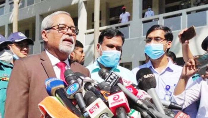 US Need to Learn from Bangladesh's Election: CEC