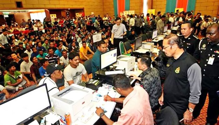 Illegal Bangladeshi Expats in Malaysia to Become Legal