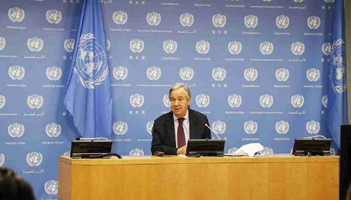 UN Chief Calls for Elimination of Violence against Women