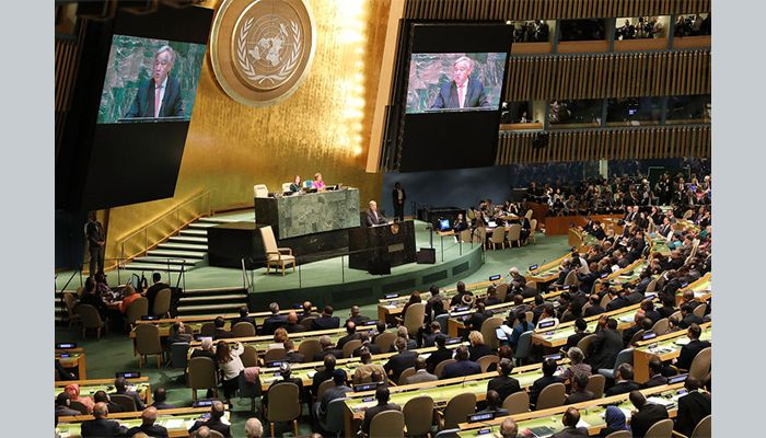 UN Adopts Resolution to Solve Rohingya Crisis
