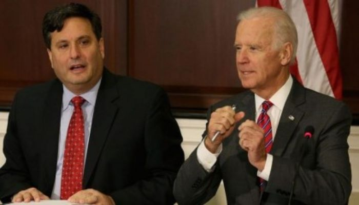 Biden Names Top Aid As White House Chief of Staff