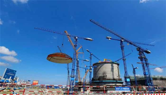 China's 1st Domestically Made Nuclear Reactor Goes Online