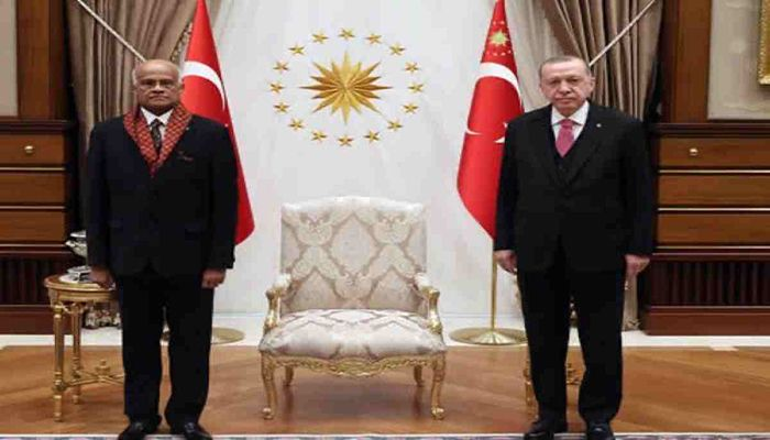 Turky Sees $2 bn Trade Potential with Bangladesh