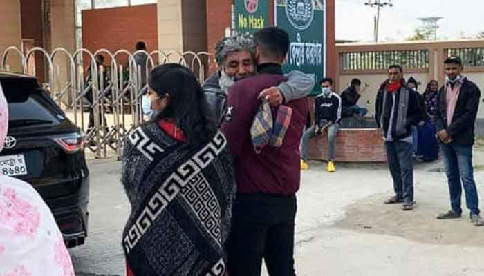 Journalist Kajol Released from Jail