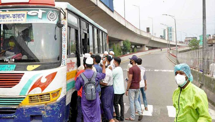 Dhaka Transport System to See Major Changes in 2021