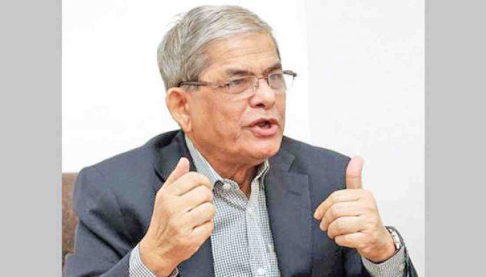 BNP Vows to Restore Democracy: Fakhrul