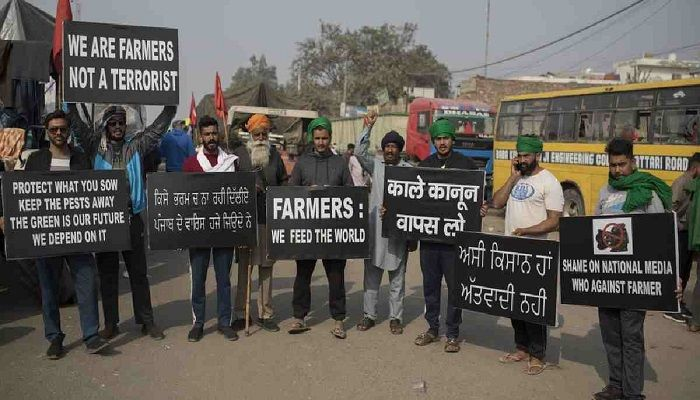 No Breakthrough in India's Talks with Protesting Farmers