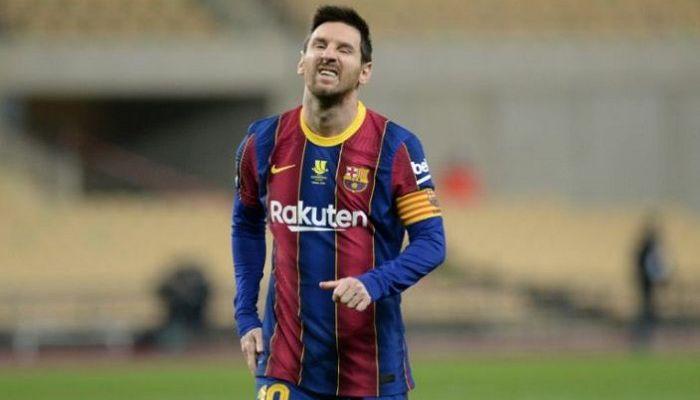 Messi Leads Barca to Copa Comeback Win