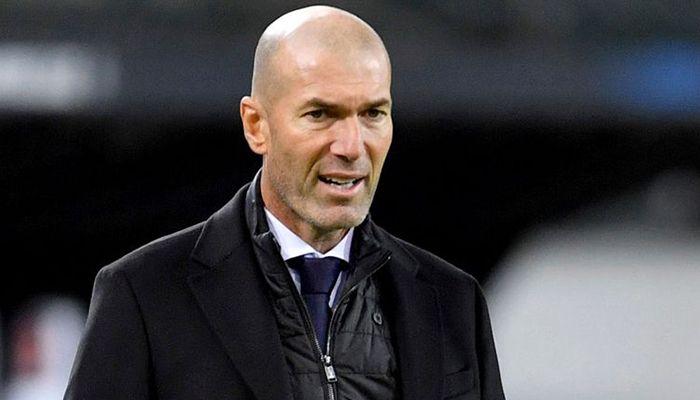 Real Madrid Coach Zinedine Zidane Has Coronavirus