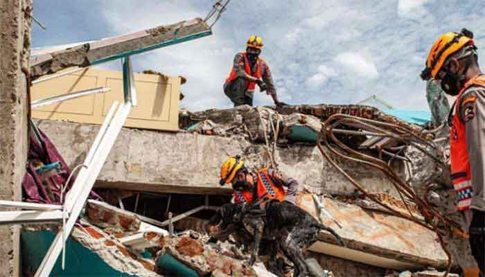At Least 96 Killed, Nearly 70,000 Displaced As Quake, Floods Hit Indonesia