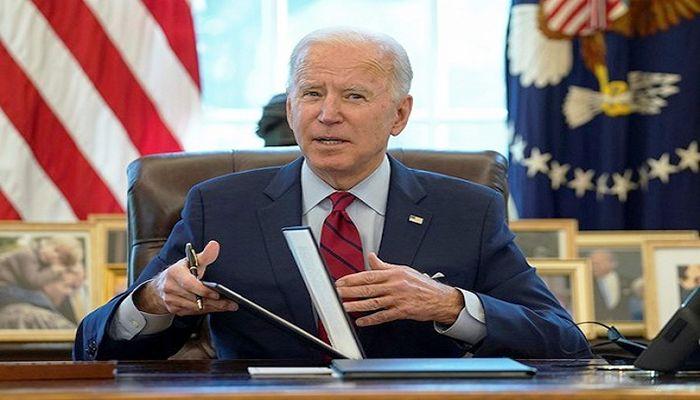 Biden Moves Ahead to Fast Track $1.9tn Bill