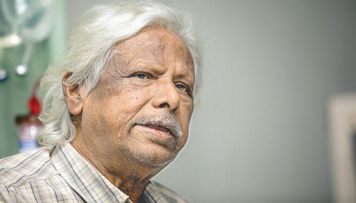 Zafrullah Slams BNP Failing to Wage Any Movement