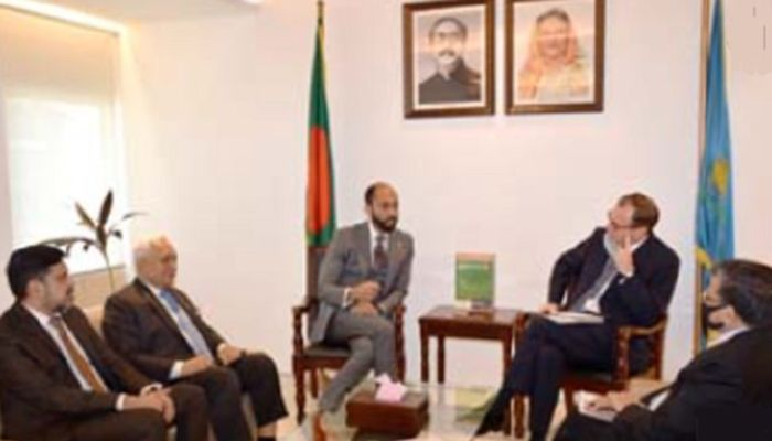 UK Keen to Invest in Bangladesh Higher Education Sector
