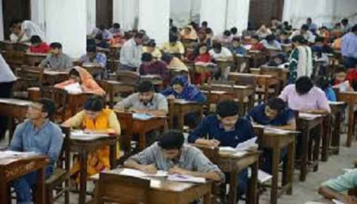 Cluster Admission Test in 20 Universities in Phases