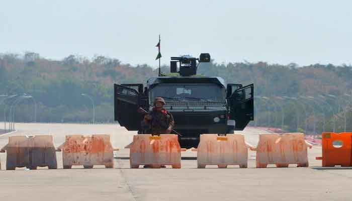 UN Security Council: Impose a Global Arms Embargo on Myanmar Military