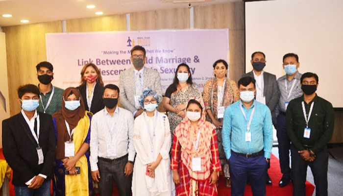 Int'l Session on Child Marriage Starts in Dhaka